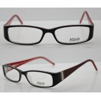 Quality Rectangle Classic Men Acetate Optical Frame with CE, UV400, FDA Certificate wholesale