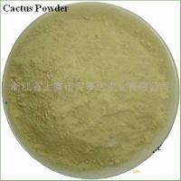 China Food Grade Edible Cactus Powder Raw Material Factory Direct Sale on sale