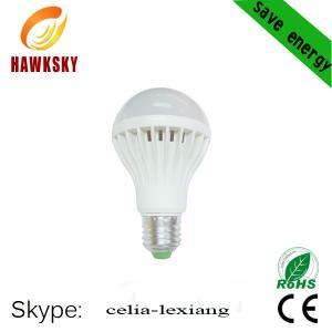 Quality China  plastic e27 led bulb light manufacturer wholesale