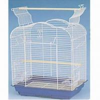 Quality Pet Cage, Made of Wire and Plastic wholesale