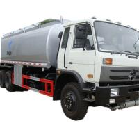 Customized Dongfeng RHD 210hp diesel fuel tanker transported truck for sale, HOT SALE!