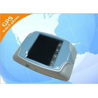 Low Battery Alarm Hand Free Wrist Watch GPS Tracker With Switchover Electronic Clock