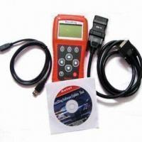 China Diagnostic Car Code Scanner, Retrieves Vehicle Information, Easy to Use on sale