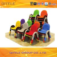 China Kids Table And Chair Set Plastic , Childrens Table With 4 Chairs on sale