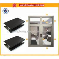 Cheap 2003 Aluminum Window Profiles / Aluminum Window Frame Profiles ISO 9001 Approved for sale