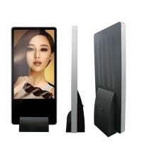 China Ultra Slim All In One Digital Signage , Advertising Playing Vertical Digital Signage Display on sale