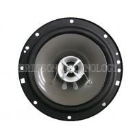 Quality 2 way 6.5inch  30w car coaxial speaker , pp cone with cloth edge wholesale