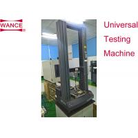 Buy cheap 10KN Electromechanical Universal Testing Machine With Wedge Action Grips from wholesalers