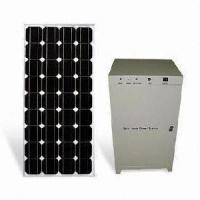 China 50w Solar Energy System With 500wh Maximum Capacity on sale