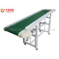Buy cheap Customizable Length PVC Belt Conveyor For Factory from wholesalers