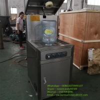 China New Design 5 Gallon Water Bottle Washing Machine , Aseptic Liquid cleaning Equipment on sale