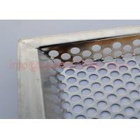 Quality 18x26 Inch Wire Mesh Tray Oven Baking Pan Tray Perforated Big Size wholesale