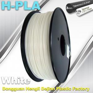 Quality 3D Printer Filament H - PLA Temperature Resistance High Tenacity Filament 1.75mm wholesale