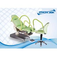 Buy cheap Obstetrics Electric Gynecological Chair With Side Rails Headrest Polyurethane from wholesalers