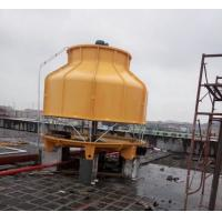 China IP54 Protection 20T Counterflow Cooling Tower , Bottle Type Cooling Tower Long Lifetime on sale