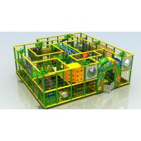 China full frame creative children's playground equipment indoor play structure on sale