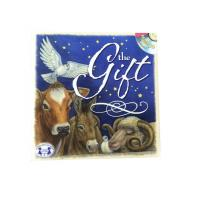 Lovely Children's Book Printing in Saddle Stitch , Paperback Printing with Coated Art Paper