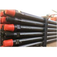 Alloy Steel Downhole Drilling Tools Geological Drill Rod / Pipe For Well for sale