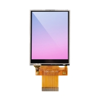 Quality Capacitive Touch Screen IPS TFT LCD Display 2.8 Inch FPC Connector wholesale