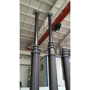 Quality 15m LED high lighting mast-15m telescopic mast-15m pneumatic telescopic mast wholesale