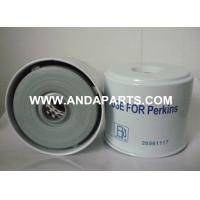 Quality PERKINS FUEL FILTER 26561117 wholesale