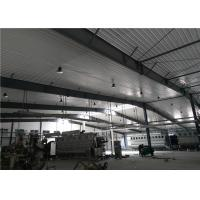 Quality Construction design large span color coated Philippines light steel structure industrial workshop wholesale