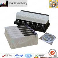 Buy cheap Seiko V64s/W64s/W54s Bulk Ink System with Permanent Chips Solution from wholesalers