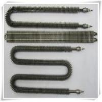 Quality Long Life Spend Finned Electric Heating Elements For Air Duct Heaters wholesale