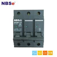 Quality NBSM8-125 3P Smart Plug Fuse Circuit Breaker 30A Thermal / Magnetic Release wholesale