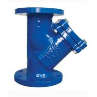 Quality Y Type Industrial Strainer High Filter Precision High Assimilative Capacity wholesale