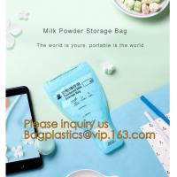 China Baby Milk Powder Storage Bag Milk Powder Packing Bag Wholesale,BPA free breast milk storage bag,Milk Powder Storage Bag on sale