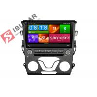 Quality 256MB 9 Inch Touch Screen Car Stereo , Ford Car DVD Player IPOD 3G TPMS DVR wholesale
