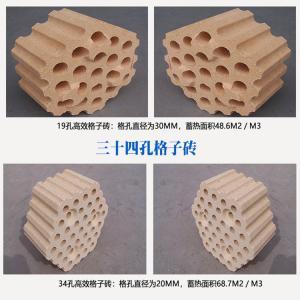 Quality Low Creep Checker Brick High Alumina Fire Resistant Brick on Whlole Sale wholesale