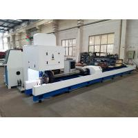 China High Efficiency CNC Pipe Cutting Machine 750W Water Cooling Galvanized Iron on sale