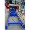 Buy cheap Wood Saw Machine Mobile SH27 Portable Horizontal Band Sawmills from wholesalers