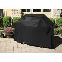 Quality Easy Clean Waterproof Furniture Covers 58 Inch Grill Covers Outdoor For Brinkmann / Char Broil wholesale