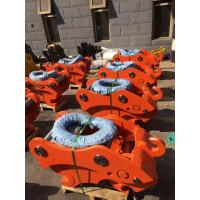China 100% New Excavator Excavator Quick Coupler Applicable All Kinds Of Weight on sale