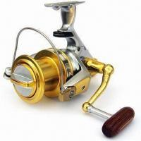 China Surf Cast Fishing Reel with Six Stainless Steel Ball Bearings Plus One-way Clutch on sale