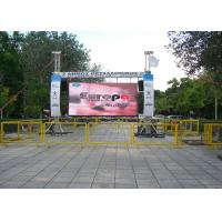 Quality Waterproof Digital Outdoor LED Signs PH25 25mm Outdoor LED Electronic Signs wholesale