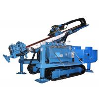 Quality Great torque Crawler drilling rig for anchoring , jet-grouting wholesale