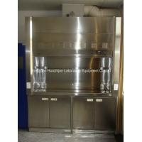Quality Stainless Steel Chemistry Fume Hood For Laboratory Importers and Dealers wholesale