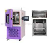 Quality PID / SSR Temperature And Humidity Chamber Large Inner Volume 80L - 1000L wholesale