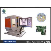Quality Fast Detection Speed PCBA Desktop X Ray Machine , Electronic Inspection Equipment wholesale