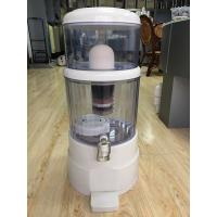 Quality 22L Capacity Water Dispenser Pot Domestic Ozone Water Purifier Table Top Installation wholesale