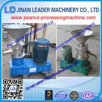 China Peanut butter making machine price stainless steel with factory price CE ISO9001 on sale