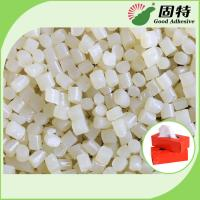 Buy cheap Hot Melt Adhesive Pellets Ethylene Vinyl Acetate Copolymer from wholesalers