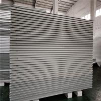 Quality waterproof expanded polystyrene sandwich panel 5500x1150x50mm for construction site wholesale