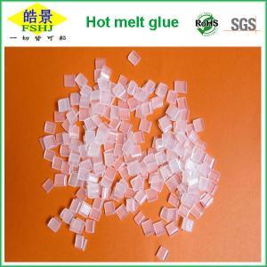 Quality Low Temperature Hot Melt Edge Banding Glue Pellets , Transparent White Pellet wholesale