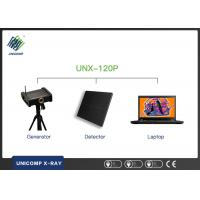 Buy cheap UNX-120P Portable Digital Radiography X-Ray System detecting explosives weapons from wholesalers