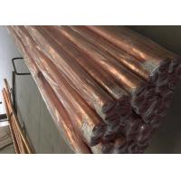 Quality Seamless / Welded Copper Alloy Tube 0.3 - 9mm Thickness ASTM B280/68 C12200 wholesale